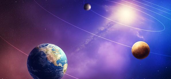 Estudo explica como Sistema Solar adquiriu configuração atual