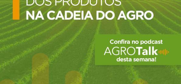 Rastreabilidade dos produtos no Agro é tema do AgroTalk