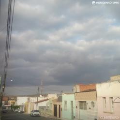 Frente fria causa chuva forte em Sergipe nesta quinta
