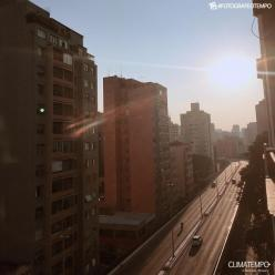 Cidade de São Paulo bateu um novo recorde de frio nesta segunda