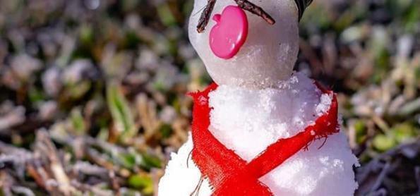 Frio abaixo de 0°C no Sul e no Sudeste