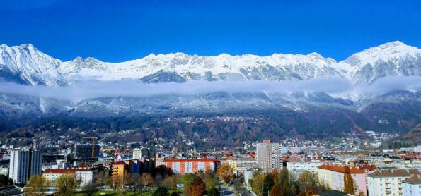 Como visitar Innsbruck na Áustria sem sair de casa