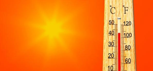 Mundo tem segundo mês de abril mais quente da história