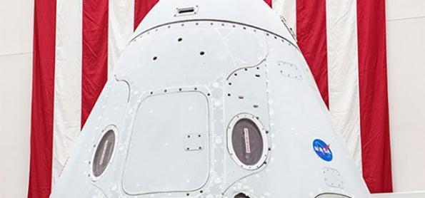 Tempo vai permitir lançamento da nave da SpaceX e NASA?