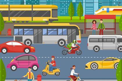Pesquisa mundial analisa impacto da covid-19 na mobilidade
