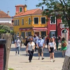 Itália inicia reabertura ao turismo