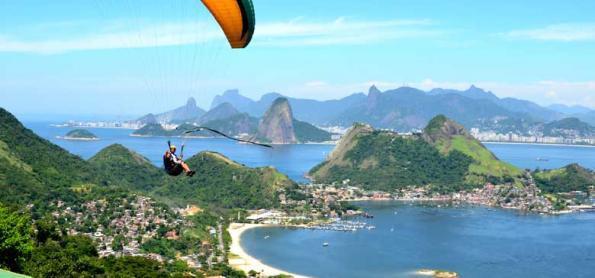 Aposte no Brasil para a sua primeira viagem pós-pandemia
