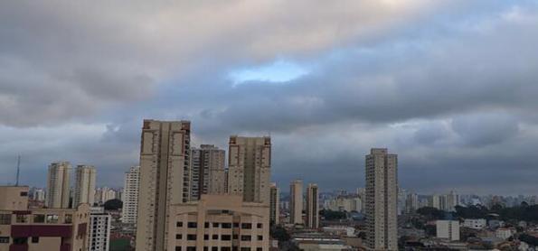 São Paulo com tempo instável neste fim de semana