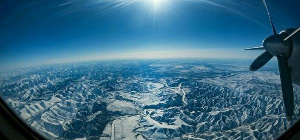 Calor bate recorde em uma das cidades mais frias do mundo