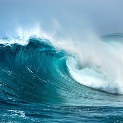 Mar agitado no Sul e Sudeste nos próximos dias