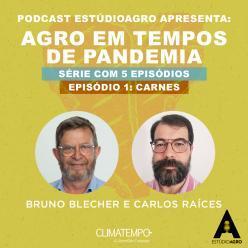 Podcast Agro em Tempos de Pandemia: série do EstúdioAgro