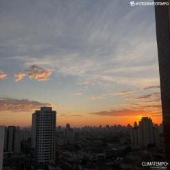 Previsão do tempo para o Sudeste do Brasil