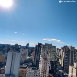 Sul do Brasil tem muita geada nesta sexta