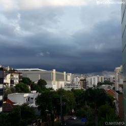 Novo ciclone extratropical no Sul do Brasil
