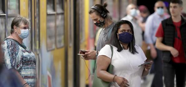 OMS admite ser possível transmissão aérea do coronavírus