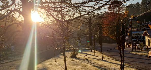 Estados do Sul e MG registram temperatura negativa