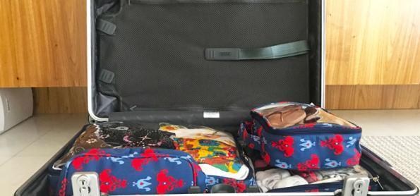 10 erros que você comete ao arrumar a sua mala de viagem