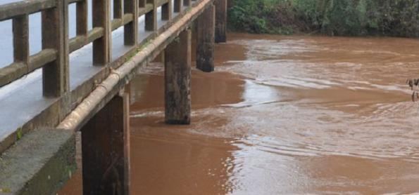 Dia de sol no RS e rios baixam, mas chuva volta no fim de semana