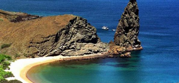 Navios chineses perto das Galápagos preocupam Equador