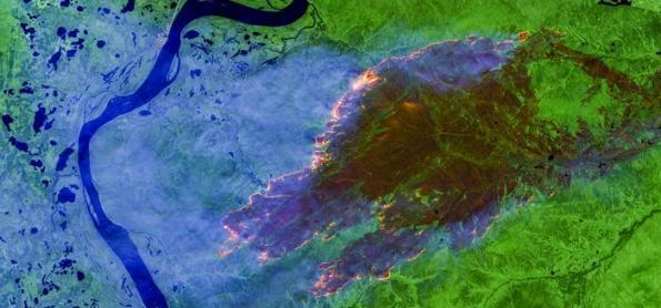 Sibéria, palco de mudanças climáticas extremas