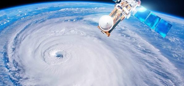Quatro tormentas atuam no Oceano Pacífico