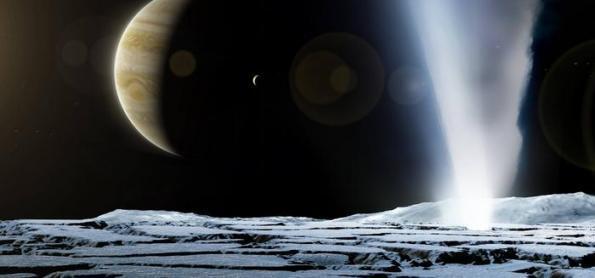 Em busca do mistério da vida nos oceanos de luas distantes