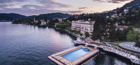10 hotéis com piscinas diferentes e incríveis