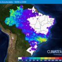Frio e chuva forte neste domingo em São Paulo