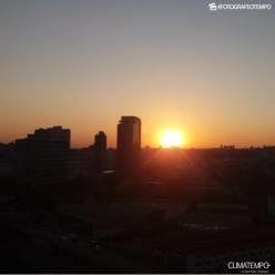 Inverno termina com recorde de calor em várias capitais
