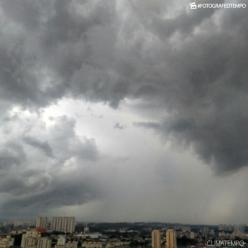 Semana começa com tempo instável no estado de São Paulo