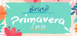 Previsão do clima na primavera 2020 no Brasil