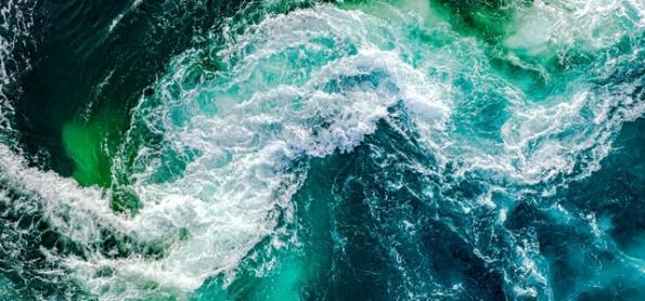 Ciclone provoca ressaca nas praias do Sul e Sudeste