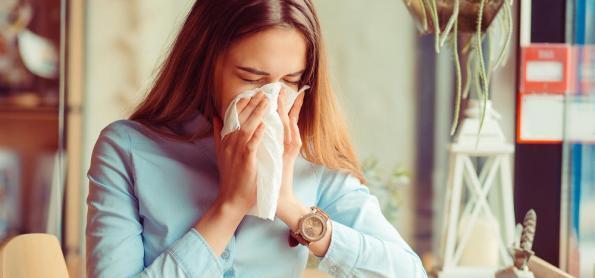 Primavera pode ser um pesadelo para quem tem alergias
