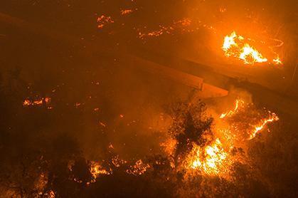 Inverno amazônico é única esperança para conter queimadas