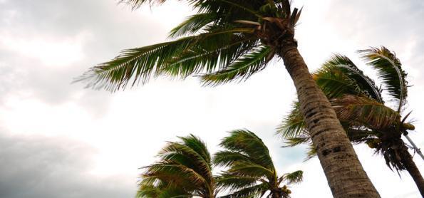 Ciclone extratropical provoca ventania no Sul neste domingo