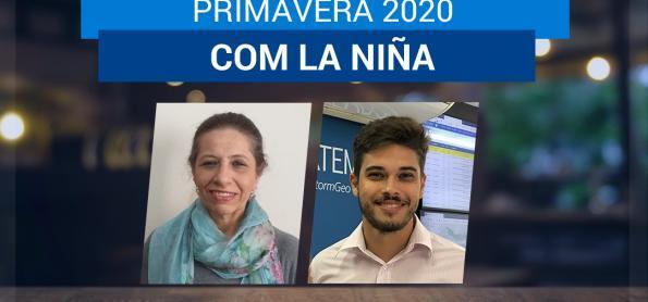 Primavera 2020 com La Niña