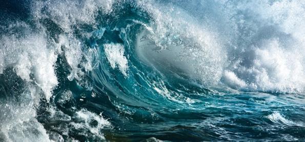 Mar agitado com risco de ressaca no Sul do BR