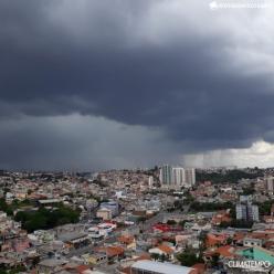 Chuva volumosa em muitas áreas do Brasil nos próximos dias