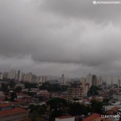 São Paulo tem fim de semana de primavera com ar de inverno