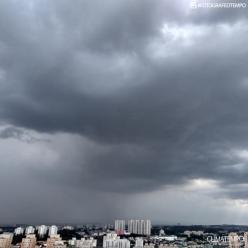 Balanço do temporal na Grande São Paulo em 19/10/2020
