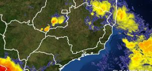 Tempestade subtropical Mani se formou na costa do Sudeste