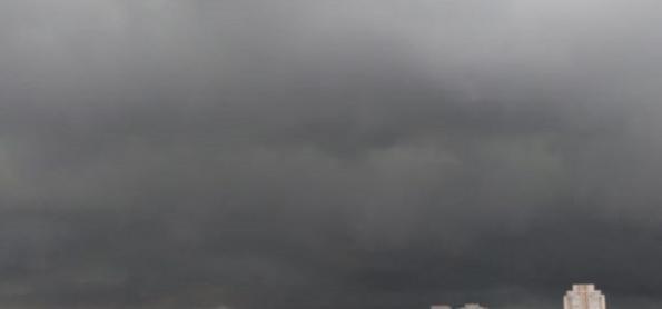 Sexta-feira com muita chuva em São Paulo