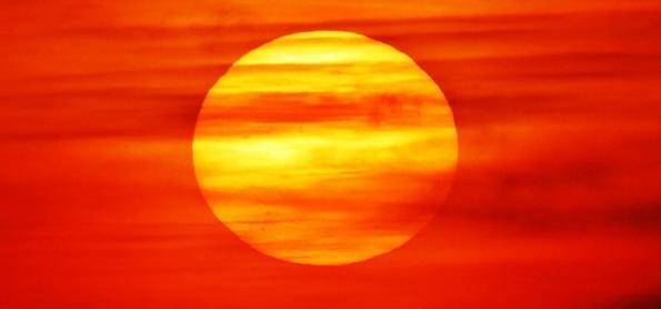 Nova lista das maiores temperaturas do Brasil