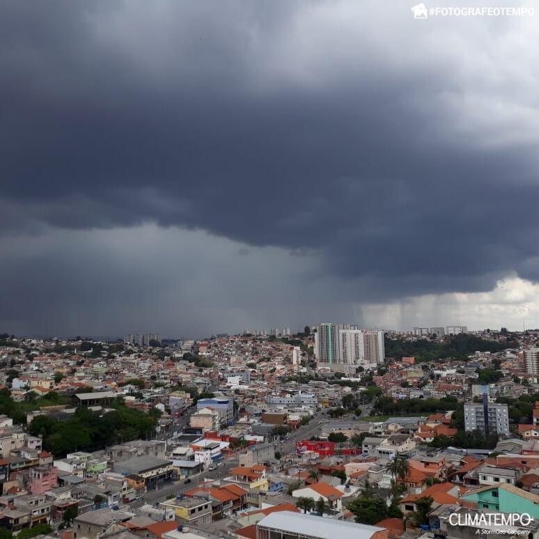 Chuva São Paulo/SP