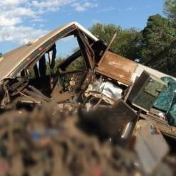 Acidente no interior de SP provoca 40 mortes nesta quarta-feira