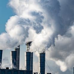 Concentração de CO2 cresce em níveis recordes mesmo com COVID-19