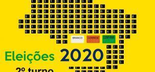 Previsão do tempo para o 2ª turno das eleições 2020
