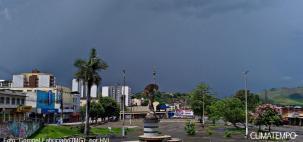Muita chuva no Sudeste