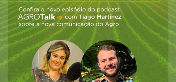 Comunicação no Agro é tema do podcast AgroTalk