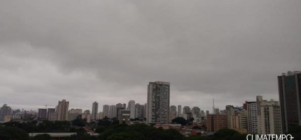 Feriado será de chuva em parte do estado de São Paulo
